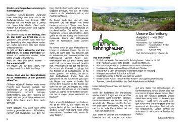 3_Dorfzeitung_Mai_2007.pdf - Rehringhausen
