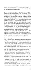 Endo-echografie van de slokdarm/maag/alvlees- klier of galwegen - Page 3