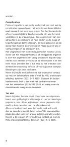Endo-echografie van de slokdarm/maag/alvlees- klier of galwegen - Page 6