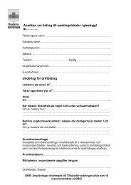 Ansökan om bidrag till samlingslokaler i glesbygd ... - Bodens kommun