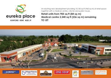 Oakley Vale A/W - Eureka Park