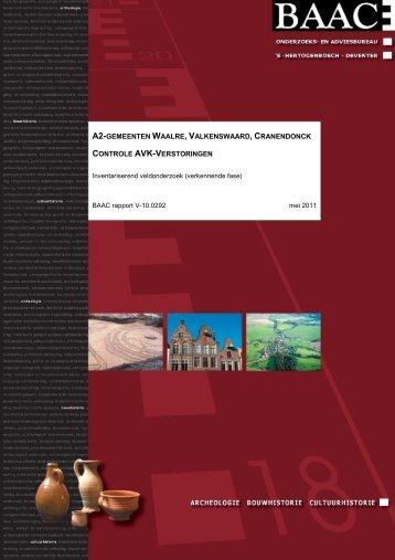 Verkennende boringen A2 gemeenten - Welkom bij de Atlas van het ...