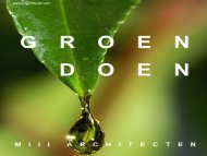 Diavoorstelling: Q – Groen Doen - Bewust met Hout
