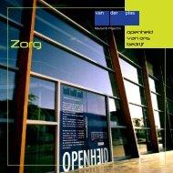Zorg Z - Van Der Plas Meubel & Project BV