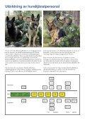 Försvarsmakts- hund (pdf) - Page 6