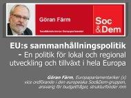 Göran Färm Internat da...