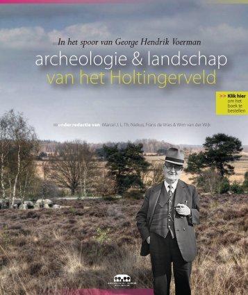 archeologie & landschap van het Holtingerveld - de beeldbank van ...