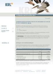 overenskomststatistik 2012 - Kommunernes og Regionernes ...