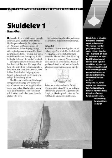 Skuldelev 1 - E-museum