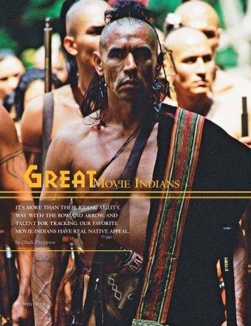 Movie indians - Cowboys & Indians