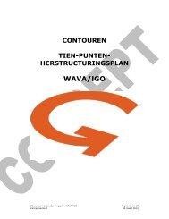 Bijlage: Concept herstructuringsplan - Gemeente Drimmelen - 3 juli ...