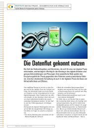 DENTAL MAGAZIN - Baumgartner & Rath Gmbh