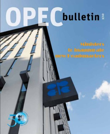March 2010 edition of the OPEC Bulletin