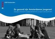Zo gezond zijn Amsterdamse jongeren! - GGD Amsterdam ...