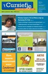 Nicolas Caeyers (14) uit Meise zingt op Eurosong For Kids - Cursiefje