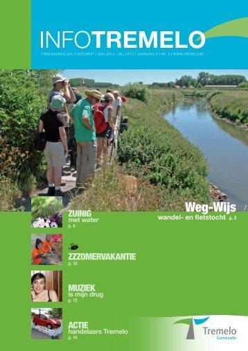 Weg-Wijs - Gemeente Tremelo