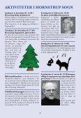 Det nye kirkeblad er kommet... - Hornstrup Kirke - Page 5