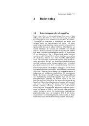 SKV 305 utgåva 1 Handledning för sambandet mellan ... - Skatteverket