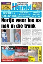 Friday 4 December 2009 R2.00c incl. VOLUME 24 ... - Letaba Herald