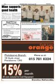 Friday 4 December 2009 R2.00c incl. VOLUME 24 ... - Letaba Herald - Page 6