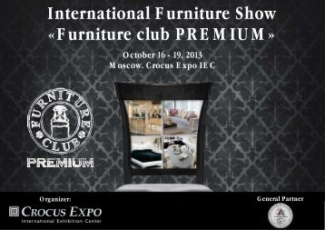 Presentation of the exhibition - Furniture Club Premium