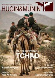 Läs numret - Befälsföreningen Militärtolkar