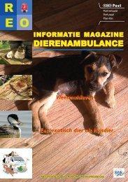 Magazine - Dierenambulance