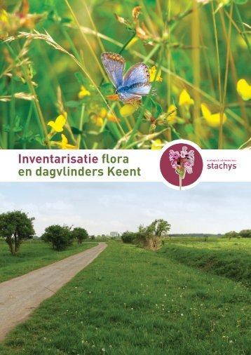 de Keent.pdf - Ecologisch adviesbureau Stachys