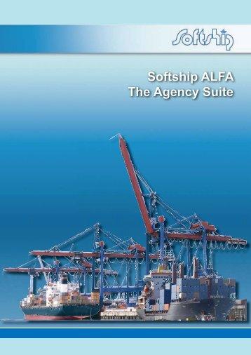 Softship Agency Suite ALFA - Softship.com