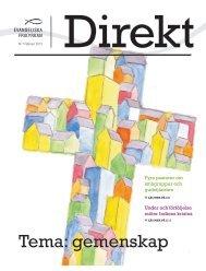 Tema: gemenskap - Evangeliska Frikyrkan