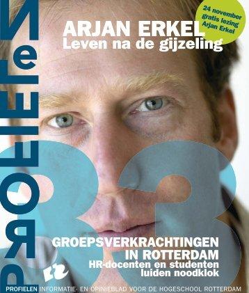 Profielen 33 - Profielen - Hogeschool Rotterdam
