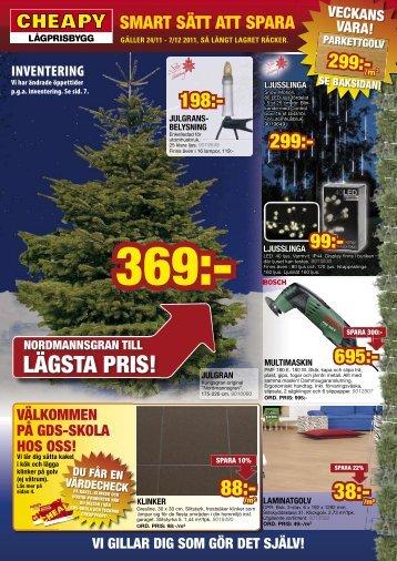 LÄGSTA PRIS! - Cheapy