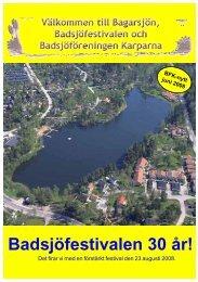 BFK-nytt, Juni 2008 - Karpar
