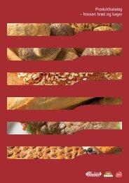 Produktkatalog - frossen brød og kager - Dk Trading