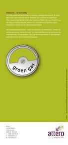Van pot naar pan. Groen gas uit Tilburg - Attero - Page 6