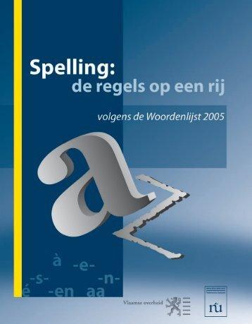 Hulp bij spellingvragen Online - J-Club
