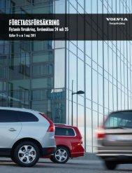 Villkor för flytande bilförsäkring - Volvia