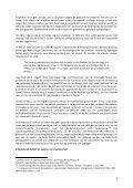 Rapport - Justitia et Pax - Page 5