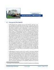 2.1 Concepto del Plan Maestro - Canal de Panamá