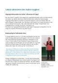 Trygge Boligområder - Inspiration til at skabe tryghed og ... - BolivVejle - Page 4