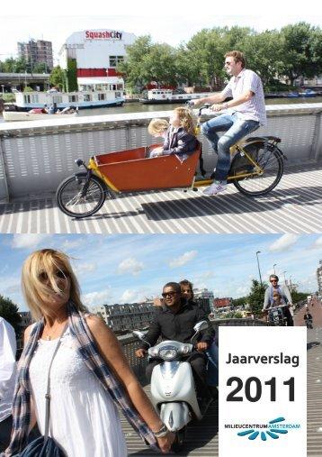 Jaarverslag 2011 - Milieucentrum Amsterdam