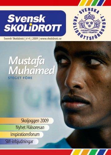 Mustafa Muhamed Mustafa Muhamed - Svenska Skolidrottsförbundet