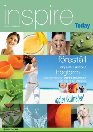 September 2007 - Köp Herbalife Produkter