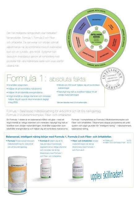September 2007 - Köp Herbalife Produkter
