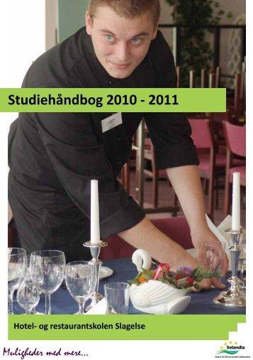Studiehåndbog 2010 - 2011 - Selandia CEU