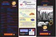 Festival Program - April in Paris