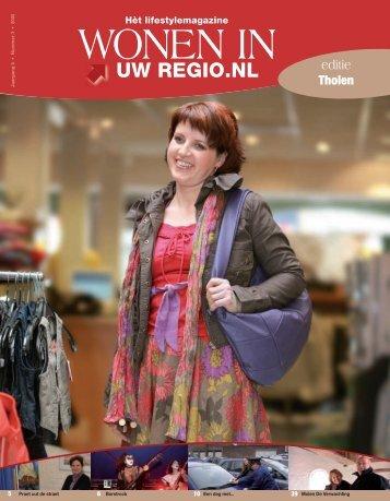 Maart 2009 - Uw Regio