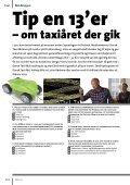 Kommunerne er ansvarlige for taxidøden - Dansk Taxi Råd - Page 6