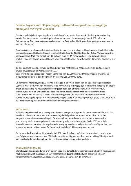 Tuintegels 5 Euro Per M2.Ondernemers In West Vlaan