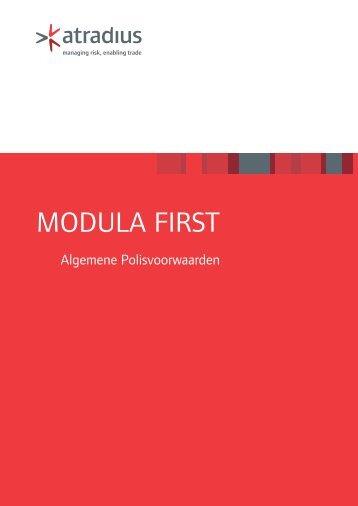 Algemene polisvoorwaarden - Atradius Belgium
